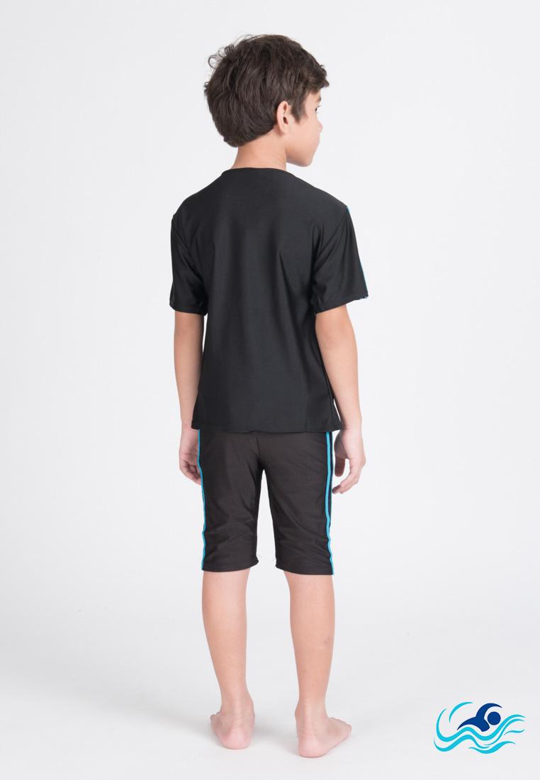 Nautilus Swim Shirt for Kids - NoZone_Clothing