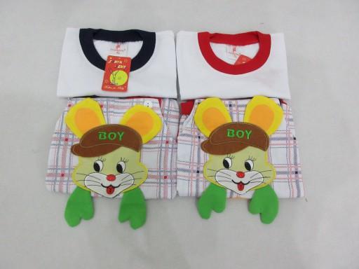 dbe7dd50db80 Baby Jony   Jeny Tee   Playsuits Set